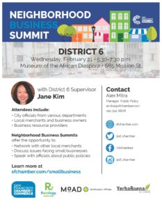 Town Hall with Supervisor Jane Kim @ Museum of the African Diaspora | San Francisco | California | United States
